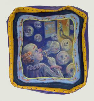 Zubble the Bubble phantom